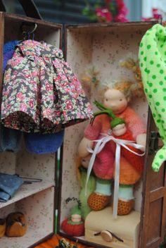 Pumpkin aka Little Stinker collection Fairywooldoll Original