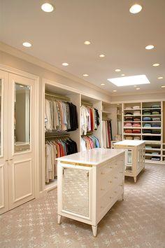 decor, dream closets, idea, closet organization, master closet, hous, closet space, walk, design
