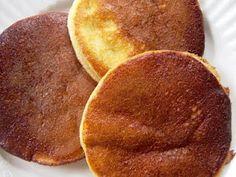 Mmmm, almond flour pancakes.  GLUTEN-FREE