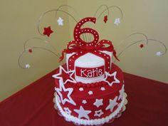 American Girl   Birthday Cake