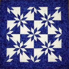 Love 2-color quilts
