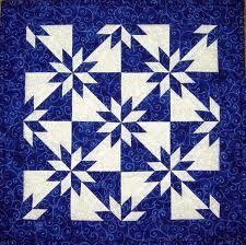 Love 2-color quilts