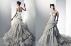 Catherine, by White on White Bridal.