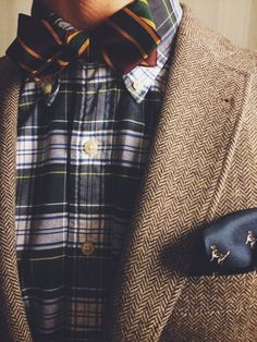 Happy Preppy (Tartan&Tweed.)