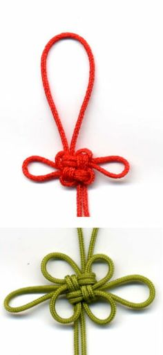 how to tie chinese knots