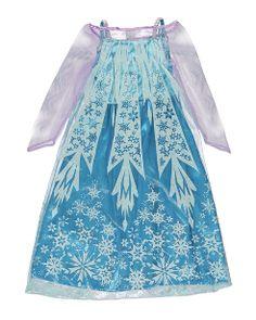 Disney Frozen Queen Elsa Costume alternative view