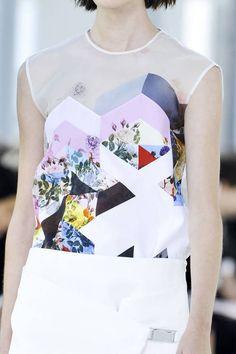 Preen By Thornton Bregazzi Spring 2014 Ready-to-Wear Detail - Preen By Thornton Bregazzi Ready-to-Wear Collection