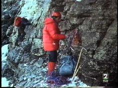 Alberto Rabadá y Ernesto Navarro. Glacier White Spider. Eiger  http://youtu.be/q1vdtVZG6AQ
