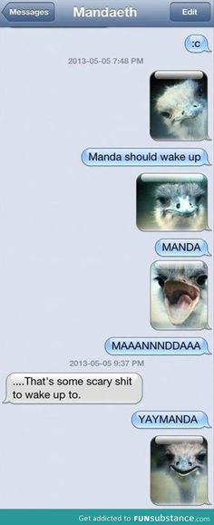 I would totally do this to someone