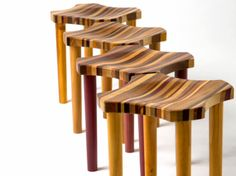 On the Menu: ten Sustainable Kitchen Stools -  #kitchen #Menu #Stools #Sustainable #house #housedecorating #home #follow #like #beautiful #fashion #style #decor  #decoration  #decorations  #housedecor #housedecoration #love