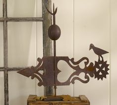 Folk Art Weathervane