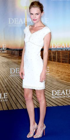 Kate in a Chanel LWD