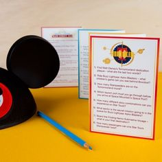 Disneyland Scavenger Hunt Games