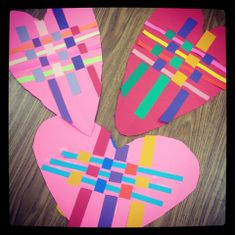 Mrs. Knight's Smartest Artists: Happy Hearts, K & 1