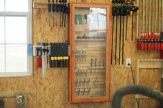 drill press bit storage