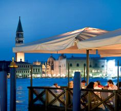 Hotel Cipriani, see Venice and die....