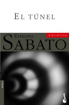 """EL LIBRO DEL DÍA    """"El túnel"""", de Ernesto Sábato  http://www.quelibroleo.com/el-tunel  24-8-2012"""