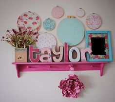 Cute wall decor