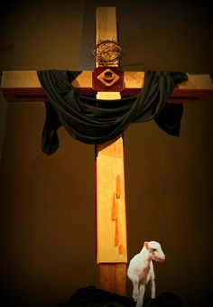 BEHOLD...THE LAMB OF GOD    The spotless and sacrificial substitute for you and me....JESUS THE CHRIST