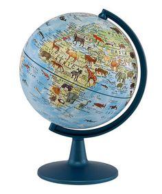 Love this! Animals Globe   by Round World