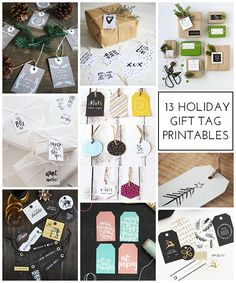 13 Free Holiday Gift