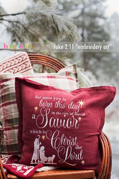 Categories - Christmas Designs - Hang to Dry Applique