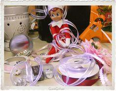Goosie Girl · Goosie's Elf on the Shelf Ideas