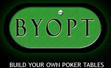 Build Your Own Poker Tables