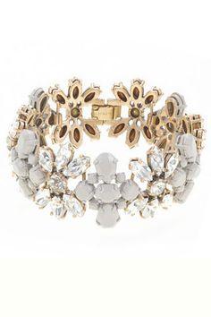 Bracelet from J. Crew.