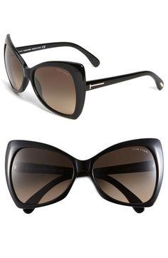 'Nico' Retro Inspired Frame Sunglasses