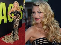 Blake Lively in Zuhair Murad: http://www.instylemag.com.au/Article/Fashion/Latest-News/Blake-Lively-stuns-at-Savages-premiere