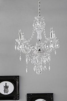 Duchess chandelier #urbanoutfitters