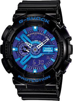 Casio G-Shock Hyper Colors Series Watch // GA-110HC-1A //