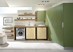 Laundry Room Storage Cabinet for Better Storage Organization ...