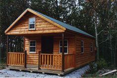 Cute small cabin
