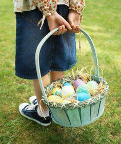 10 Easter Egg Hunt game ideas