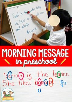 Morning Message in P