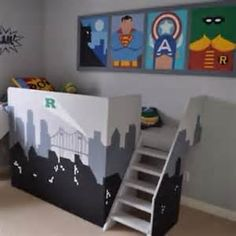 Cutest little boys room!! | Little