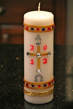 Paschal Candle