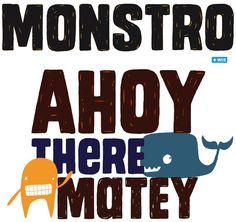 My Fonts | Monstro