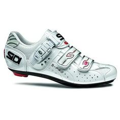 Sidi 2013 Women's Genius 5 Pro Carbon Road Cycling Shoes #CyclingShoes #Sidi