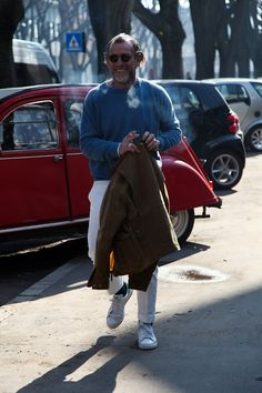 Perfect transitional outfit ~ Old Man Fancy.