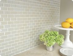 Glass tile love