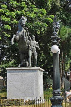 Parque del Centenario, Guayaquil, Ecuador