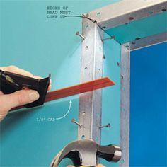 Tips for Finishing Drywall