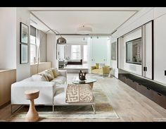 Anderson Cooper's Manhattan Penthouse