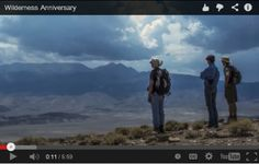 A new video produced by This American Land celebrates the 50th anniversary of a piece of legislation that has given Americans their strongest tool for protecting wildlands: The Wilderness Act. http://wilderness.org/blog/love-wilderness-video-will-make-you-want-protect-it