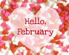 hello February  /