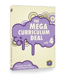 MEGA CURRICULUM DEAL 4 Volumes 16, 17, 18, 19, and 20 for $400!!!