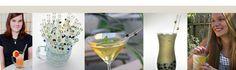 Glass Dharma glass straws!
